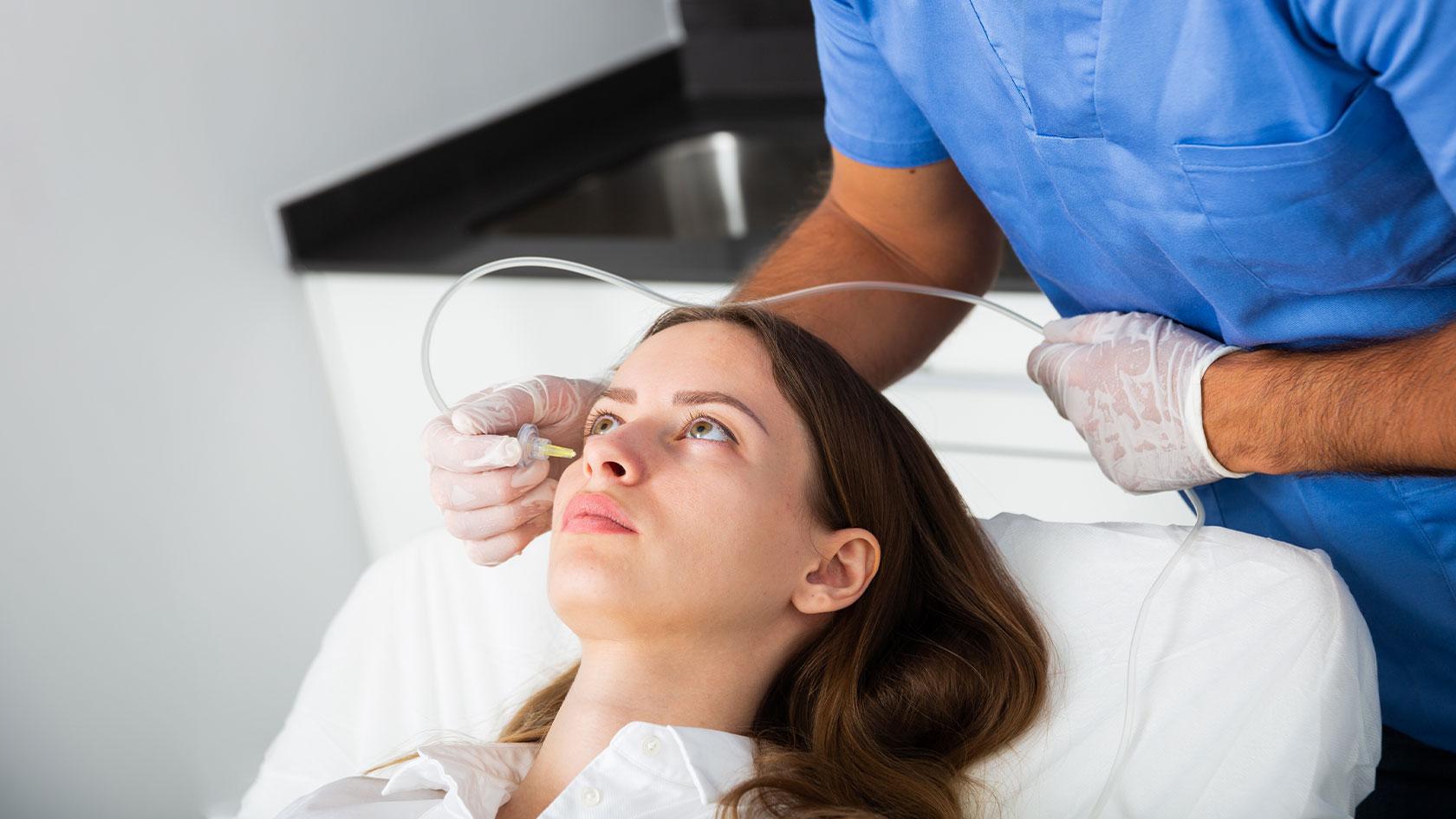 zastosowanie Karboksyterapii Medycznej